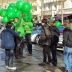Distribution de ballons promotionnels - ICADE